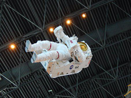 Manned Mobility Unit, Mmu, Nasa, Space Suit