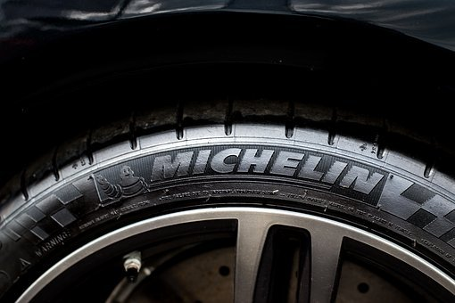 Bmw, Tyre, Michelin, Car, Vehicle, Wheel, Modern