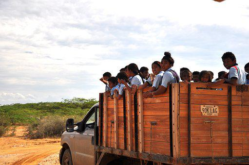 La Guajira, Nature, Kids, Boys, Camion, Desert
