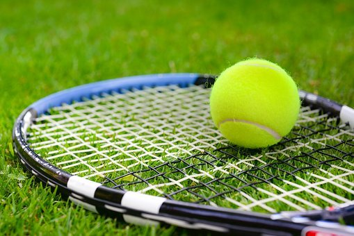 Tennis, Ball, Racket, Sports, Game, Competition, Play
