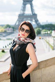 Glasses, Sun, Fashion, Model, Woman, Photo, Beautiful