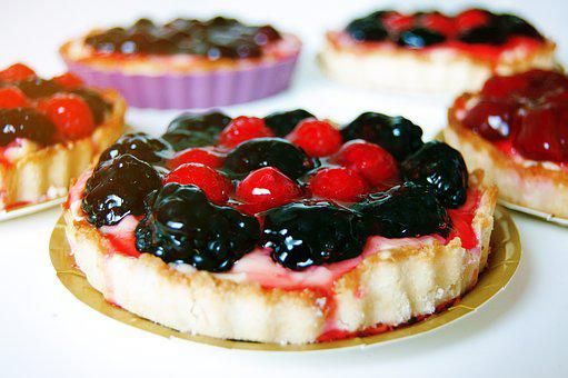 Tart, Food, Delicious, Cake, Sweet, Pastry, Bakery