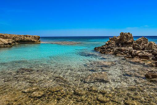 Sea, Clear, Transparent, Water, Nature, Blue, Travel