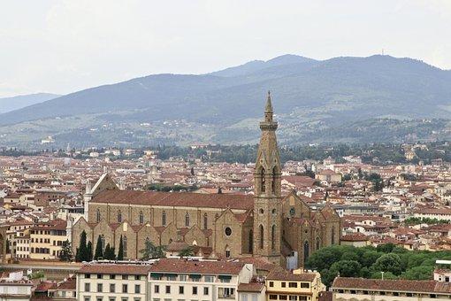 Santa Croce, Basilica, Architecture, Gothic