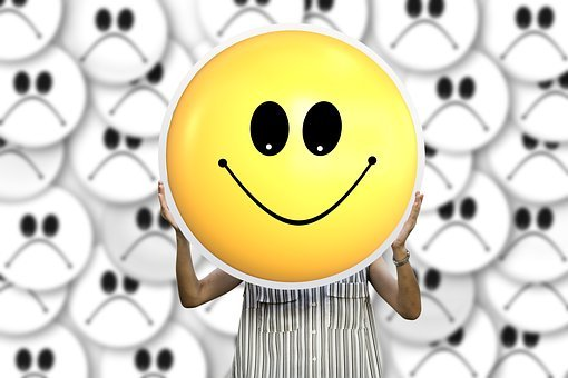 Smilie, Smiley, Happiness, Positive, Emotions, Ball