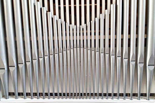 Organ Whistle, Organ, Church Organ, Whistle, Instrument