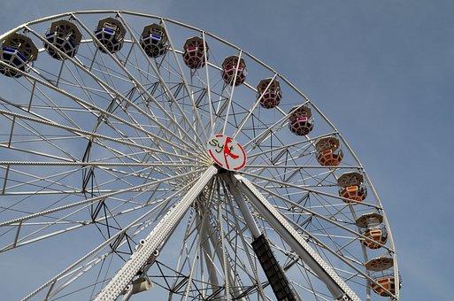Sylt, List, Port, Ferris Wheel, Island