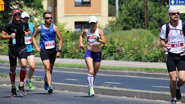 Marathon, Street, Active, Race, Sports, Games, Runs