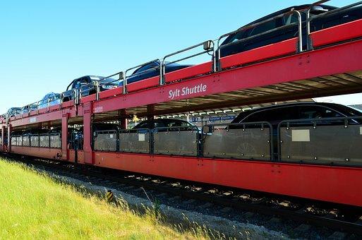 Sylt, Railway Station, Westerland, Sylt Shuttle