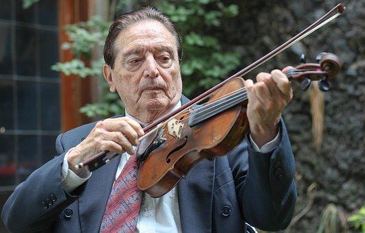 Music, Violin, Master