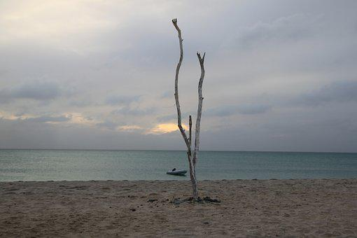 Cape Verde, Boa Vista, Beach Club, Morabeze, Sea