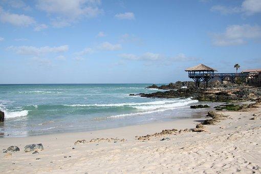 Cap Verden, Boa Vista, Hotel Marine Beach Resort