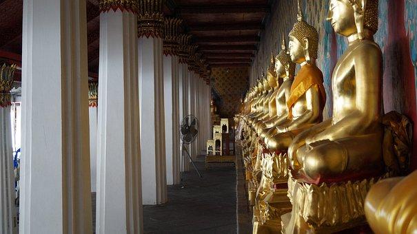 Buddha, Buddhist, Re, Statue, Buddhism, Faith