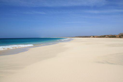 Boa Vista, Cape Verde, Holiday, Nature, Landscape