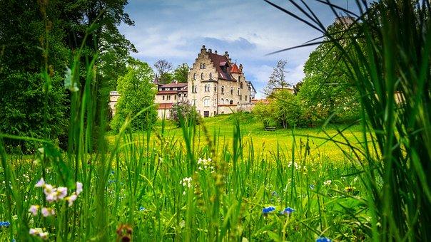 Castle, Lichtenstein Castle, Burg Lichtenstein