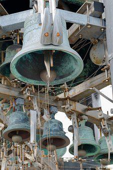 Carillon, Church, Church Bell, Alkmaar, Clock, Chimes