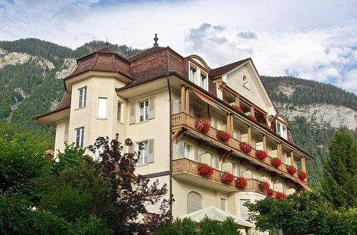 Hotel, Apartment, Building, Decoration, Design, Resort
