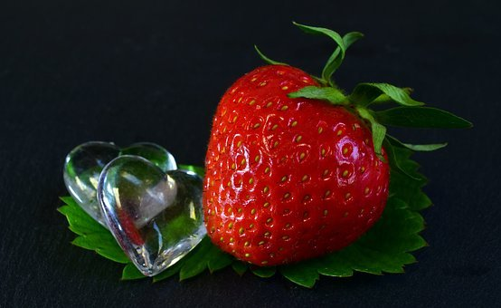 Strawberries, Red, Frisch, Fruit, Healthy, Close, Sweet