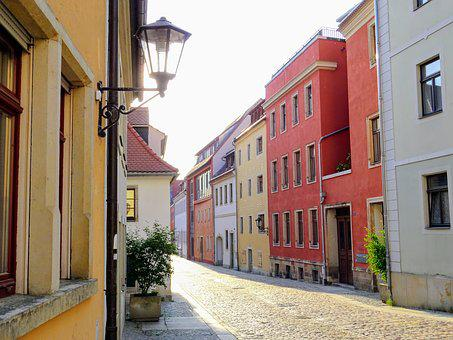 Pirna, Germany, Trip, City, The Fortress Of Sonnenstein