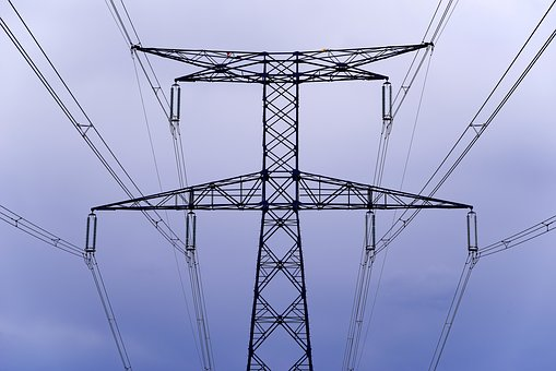 High Voltage Line, Electricity, Electric, Pylon