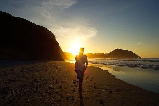 Beach, Paradise, Sunset, Dream, Holiday, Travel, Sea