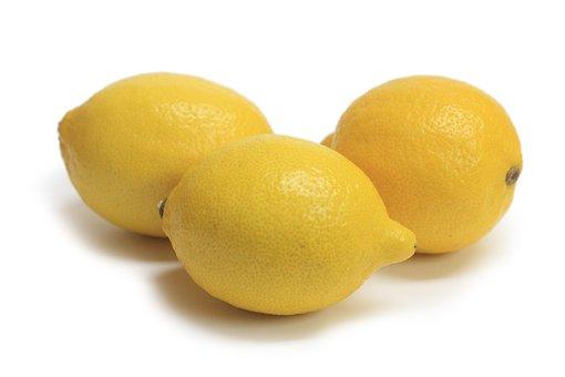 Lemon, Fruit, Tropical Fruit, Vitamins, Yellow