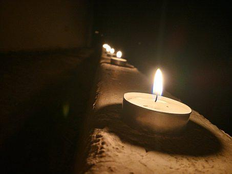 Night, Diwali, Light, Candle, Diya, Celebration