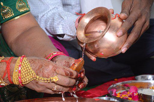Marriage, Hindu, Indian, Wedding, Culture, Ceremony