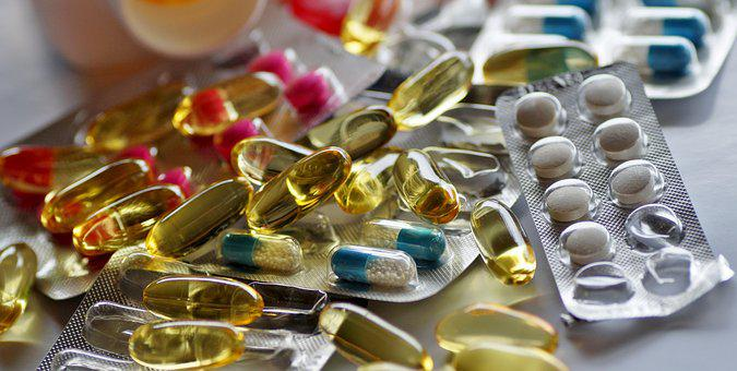 Tablets, Drugs, Pills, Pharmacy, Treat With, Recipe