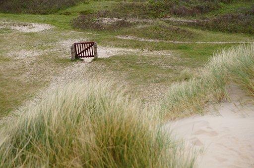 Dune, Sand, Island, Beach, Sea, Sand Dune, Holiday