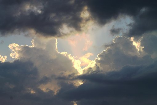 Clouds, Sky, Thunderstorm