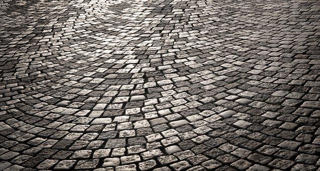 Texture, Pavement, Stones, Soil