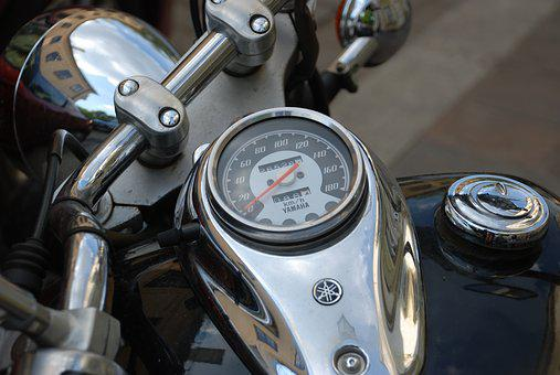 Motorcycle, Speed, Bike, Speedometer, Sports, Light