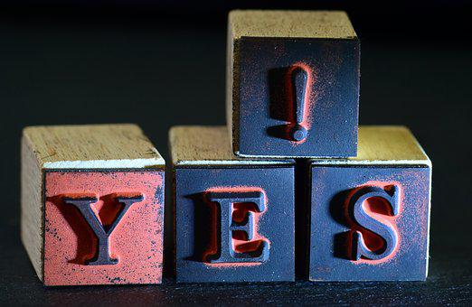 Yes, Consent, Cube, Stamp, Stamp Color, Clogs, Stacked
