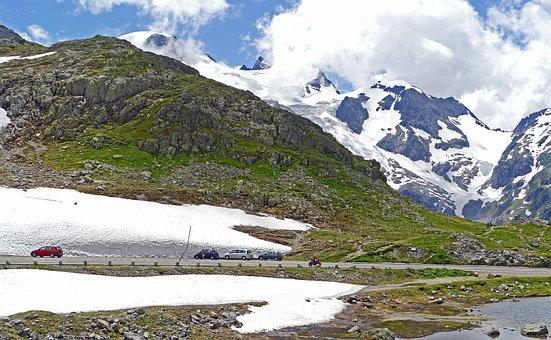Switzerland, Susten Pass, Pass, Exit West, Alpine