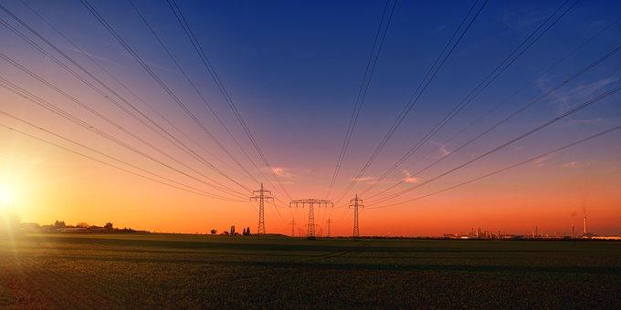 Electric, Industry, Energy, Technology, Elektrik