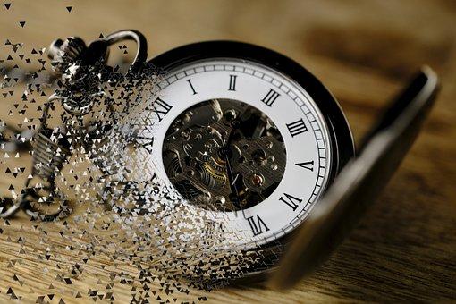 Clock Pocket, Time, Losing Time, Clock, Pocket Watch