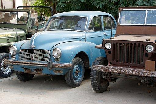 Auto, Motor Vehicles Classic Cars, Retro, Vintage