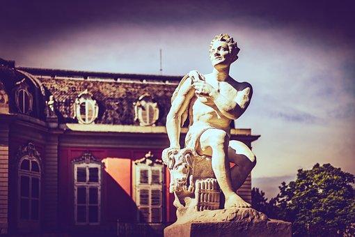 Statue, Mythology, Sculpture, Ancient, Culture, Greek