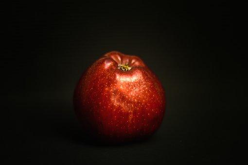 Apple, Fruit, Vintage, Fruits, Healthy