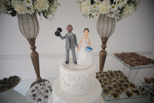 Cake, Candy, Party, Marriage, Decoration