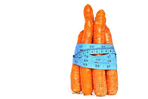 Carrot, Tape, Cm, Weight, Diet, Healthy Eating, Health