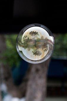 Soap Bubble, Usd, Circle, Foam, Ball, Drop, Soap, Play