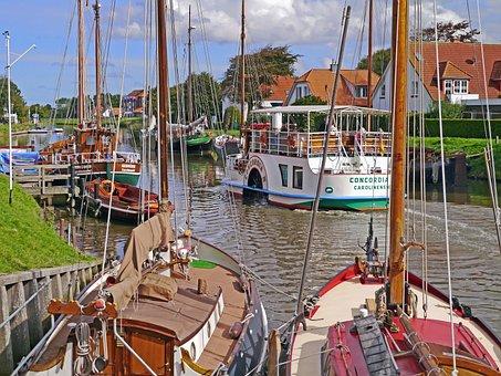 East Frisia, Carolinensiel, Harbour Museum