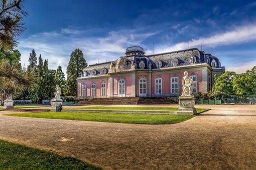 Palace, Sunset, Architecture, Landmark, Tourism, Europe
