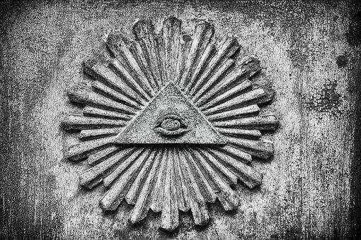 Symbol, Eye, Illuminati, Secret Society, Mysterious