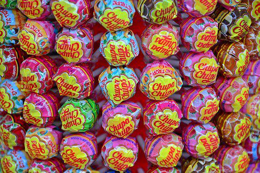 Lolly, Chupa Chups, Sweet, Nibble, Sugar, Lollipop