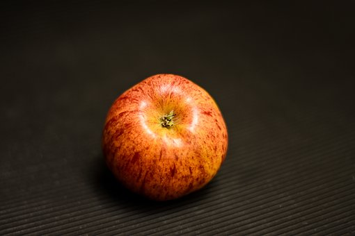 Apple, Apple Royal, Mature, Red Apple, Healthy