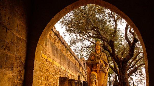 Cordoba, Statue, Monuments, Reyes Católicos