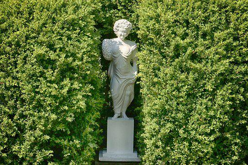 Sculpture, Nature, Statue, Monument, Growth, Park